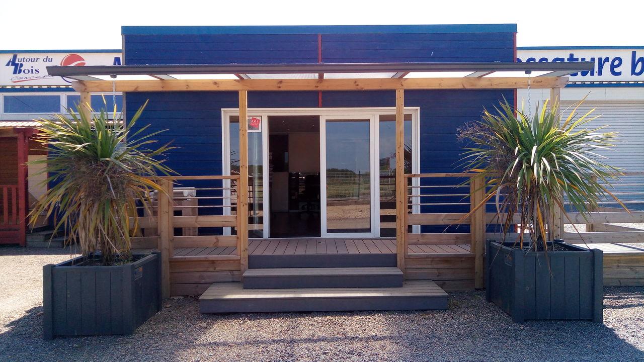 Autour du bois concept fabricant constructeur maison for Garage recherche apprenti mecanicien